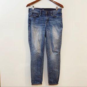 j. crew | skinny jeans sz 10